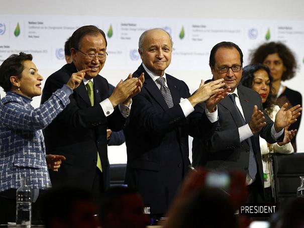 COP21 - MmeClimat de l'ONU: faisons tout ce qui est nécessaire pour dépeupler la planète!