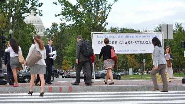 Glass-Steagall au cœur de l'élection présidentielle américaine