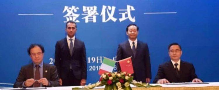 Coopération Italie-Chine: un gros caillou dans la chaussure de l'empire anglo-américain