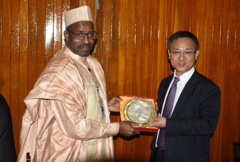 Lac Tchad: accord historique italo-chinois pour le projet Transaqua