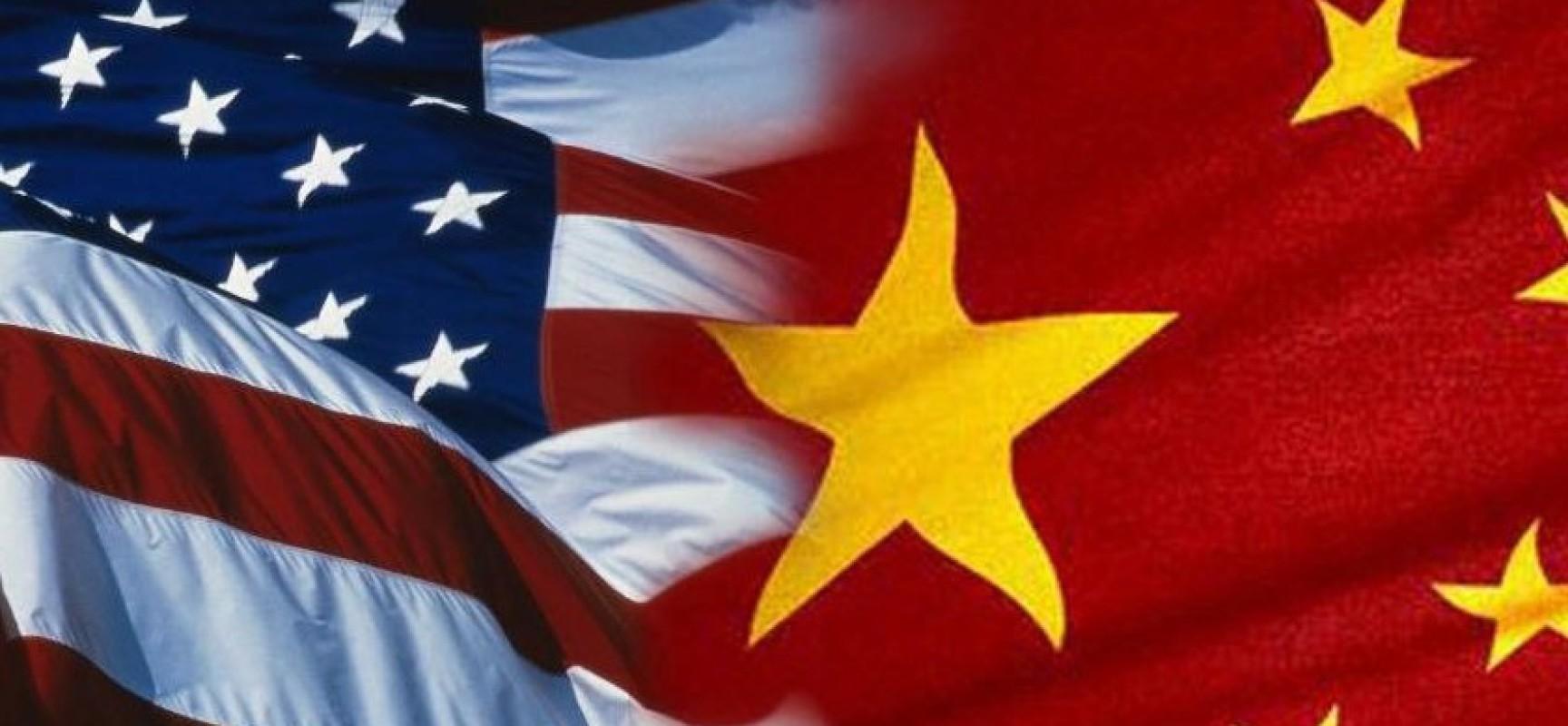 Guerre commerciale États-Unis-Chine: à qui profite le crime?