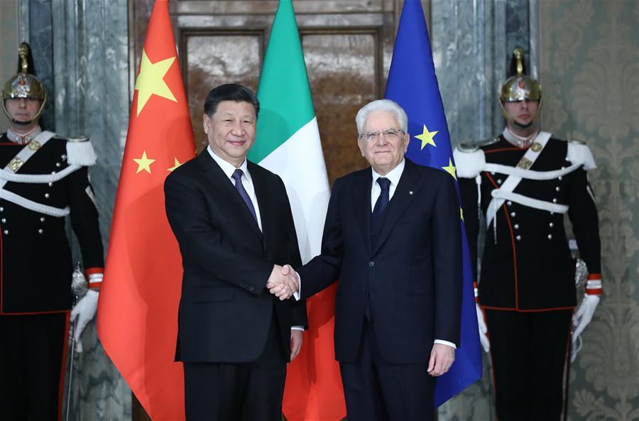 Après l'Italie, Xi Jinping bouscule l'inertie européenne