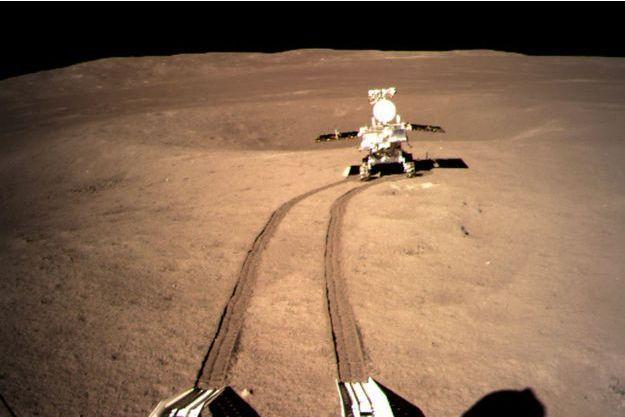 Chang'e-4 sur la Lune: «Explorer l'inconnu est le propre de l'homme»