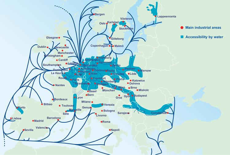 Un nouveau Plan Freycinet: mettre l'intermodalité au cœur du transport
