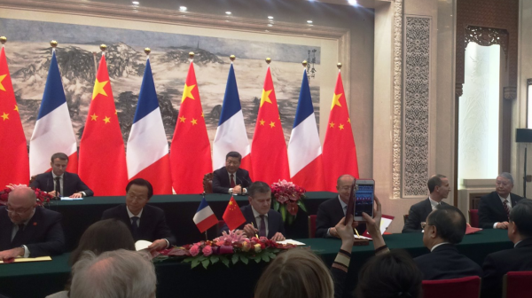 France-Chine, ensemble contre la géopolitique ?