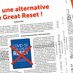Il y a une alternative au Great Reset !