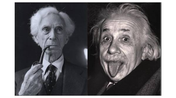 Einstein contre Russell : pourquoi nous sommes tous « relativement » idiots !