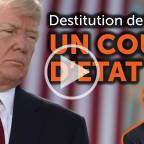 L'éclairage de Jacques Cheminade #16<br>Destitution de Trump : un coup d'Etat