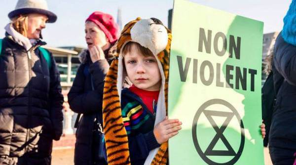 Extinction Rebellion : les idiots utiles de la City de Londres