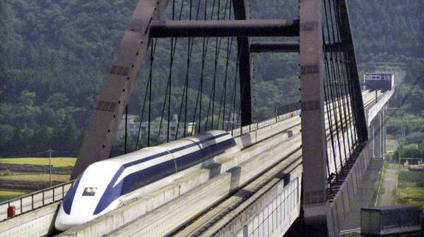 Le Maglev, invention franco-américaine