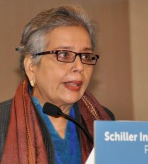 Jashree Sengupta, économiste indienne de l'Observer Research Foundation.