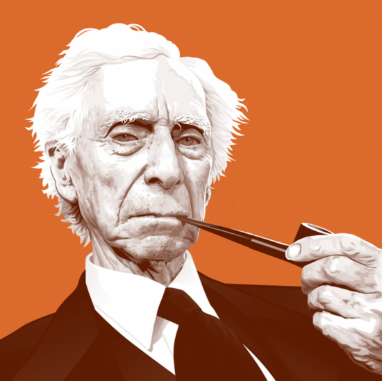 Lord Bertrand Russell.