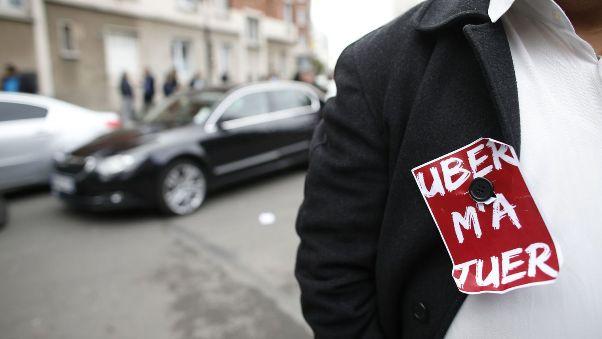 Uber, une machine de guerre contre le droit du travail