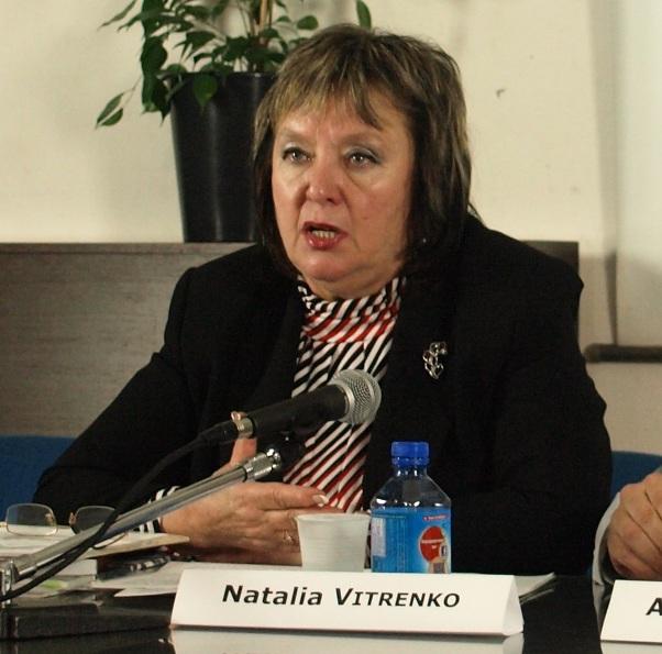 Vitrenko: arrêtons les purges et les assassinats politiques en Ukraine!